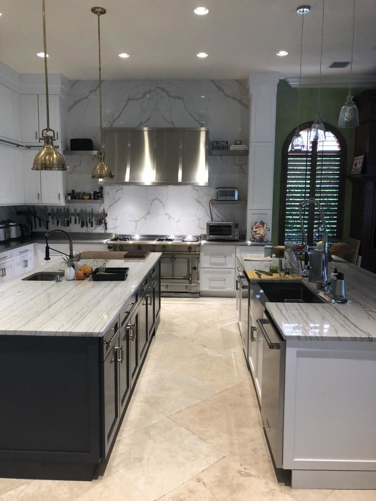 marble countertops and backsplash delray beach