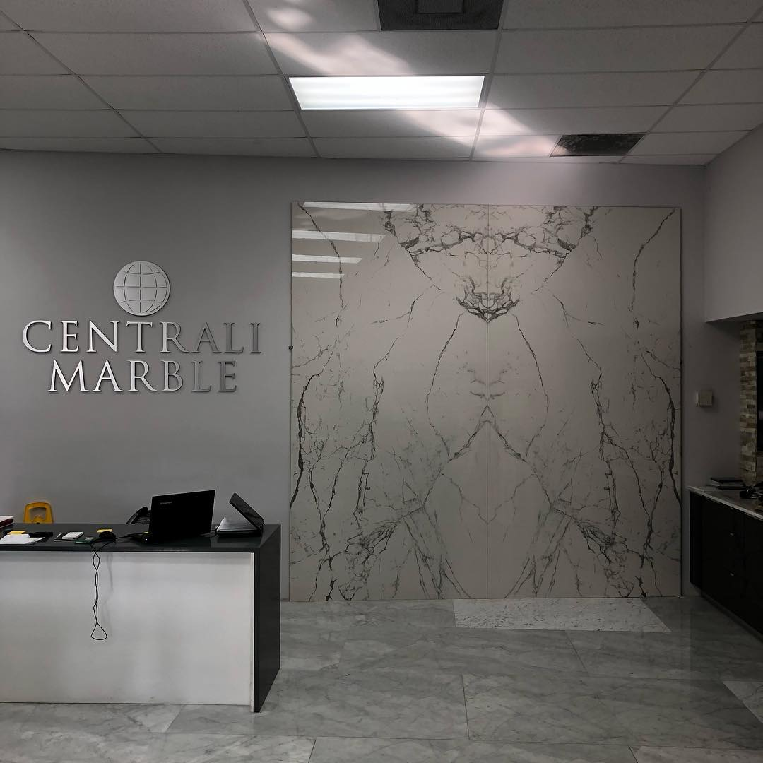 Centrali Marble Custom Marble Installations